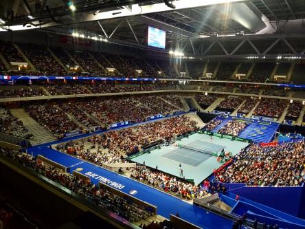 La final de la Copa Davis entre Francia y Croacia se disputará en Lille