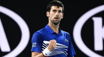 Djokovic no duda, Zverev en apuros y Thiem eliminado (Resumen)