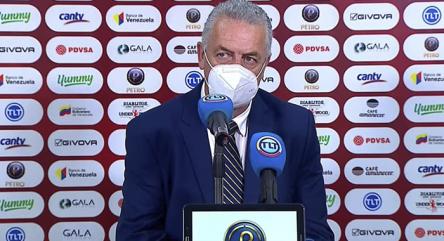 Alfaro reconoce que Ecuador se puede complicar en las Eliminatorias