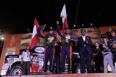 El primer Dakar en formato concentrado les sabe a poco a los pilotos