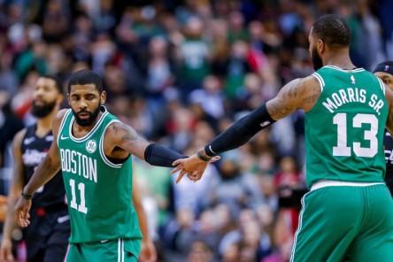 Celtics llegan a ocho triunfos consecutivos; Antetokounmpo anota 44 puntos