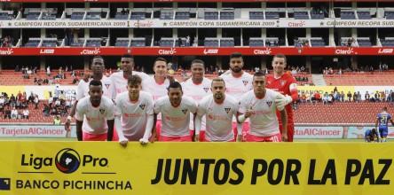"""Fénix probará a Liga de Quito y todas sus figuras en la """"Noche Blanca"""""""