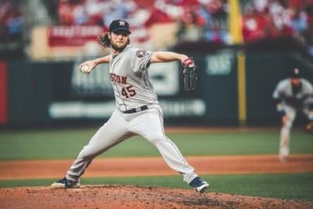 Astros tendrán con Cole a un abridor estelar en el Yankee Stadium