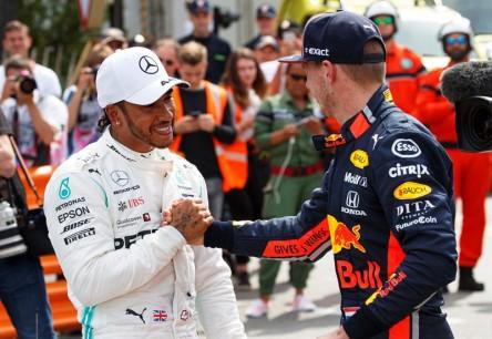 Sin sanción tras el incidente entre Hamilton y Verstappen