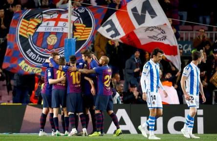 Barcelona se acerca al título