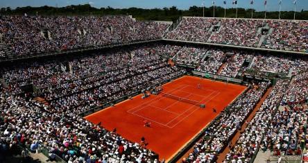 Se configura el cuadro de enfrentamientos en Roland Garros