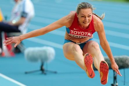 El TAS suspende por cuatro años a la atleta rusa Anna Pyatikh