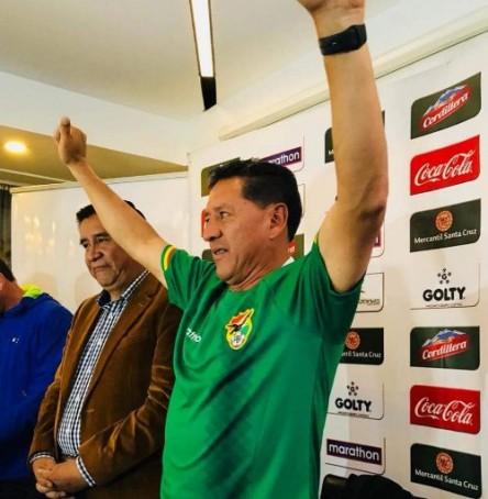 El ecuatoriano Vizuete apunta a mejorar el nivel de las juveniles de Bolivia