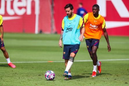 El FC Barcelona informa de un positivo por Covid-19