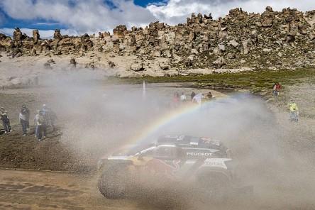 El Dakar 100 % peruano será un 70 % sobre arena y dunas