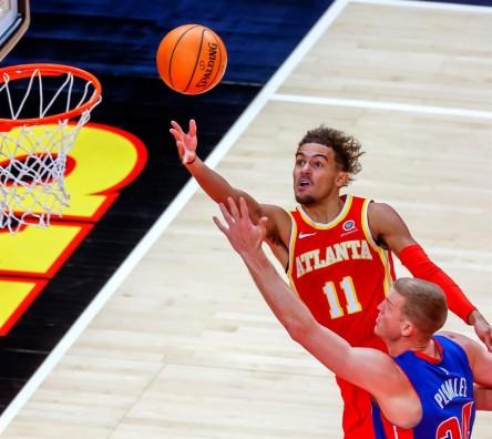 Los Hawks, con marca perfecta; los Nets pierden su segundo partido seguido (Resumen)