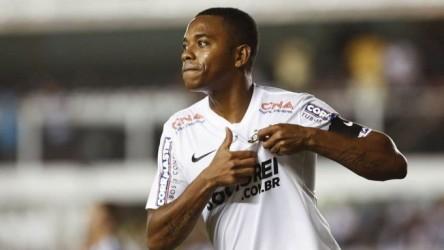 Robinho revela que le gustaría ganar la Copa Libertadores con el Santos