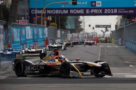 La Fórmula E empieza la cuenta atrás para el E-Prix de Roma