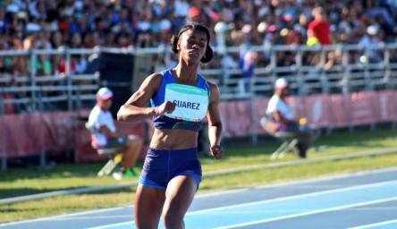 Gabriela Suárez suma una nueva medalla para el país