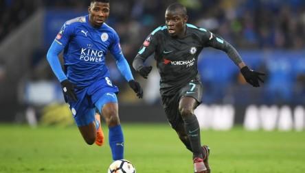 Kanté dice que está contento en el Chelsea y descarta salir en verano