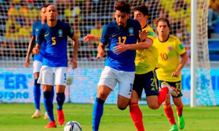 Brasil pierde sus primeros puntos y Argentina se acerca a la clasificación