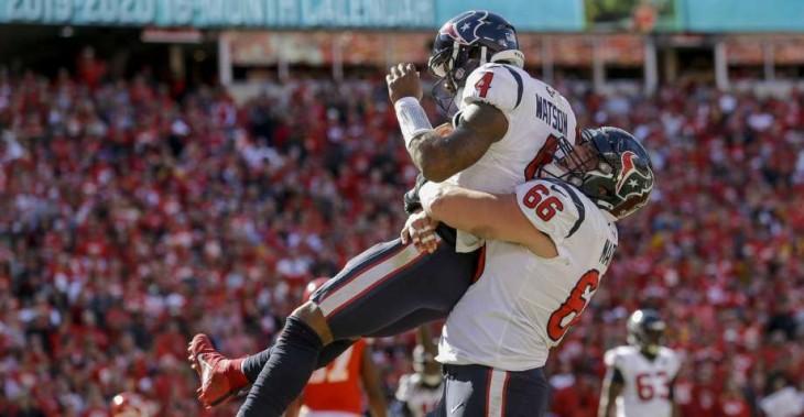 (24-31) Watson lidera y Hyde castiga a su exequipo en triunfo de los Texans