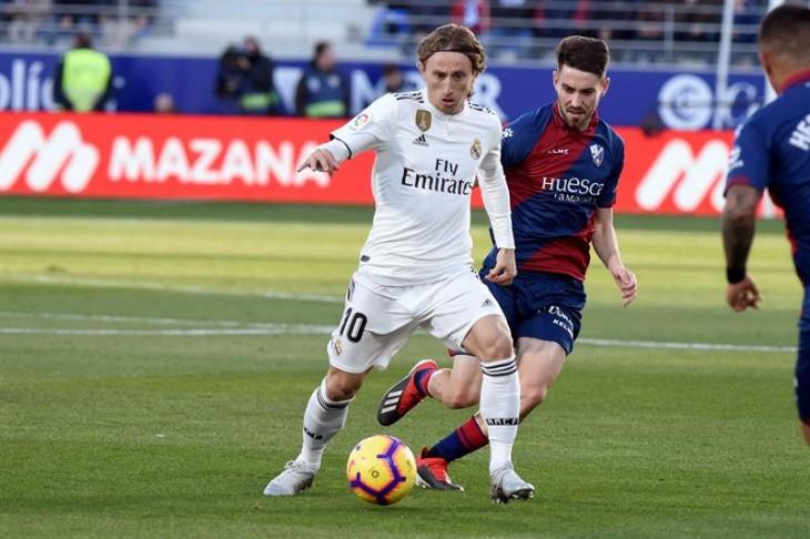 Modric asegura que se queda en el Real Madrid hasta cumplir su contrato
