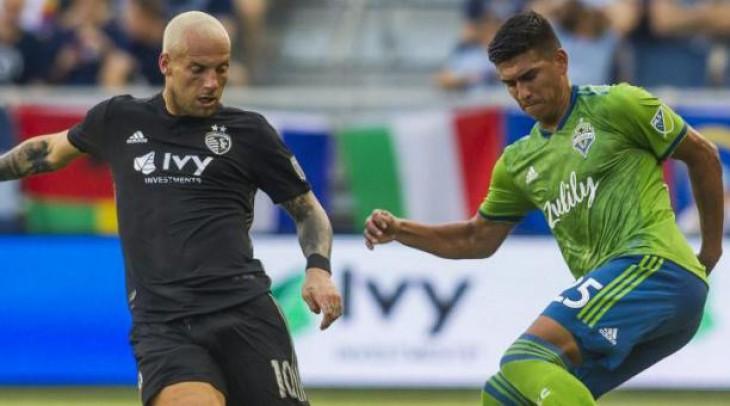 Seattle no pasó del empate en su regreso a la MLS