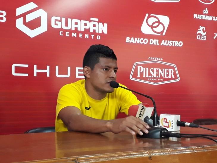 Jhon Jairo Rodríguez fue separado del primer plantel del 'Expreso'