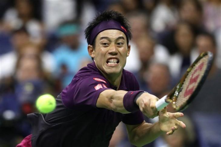 Nishikori y Gasquet alcanzan los cuartos de final  en Francia