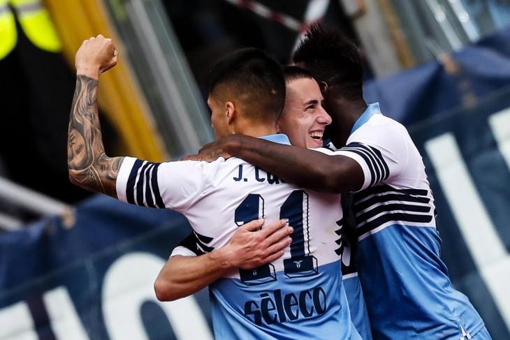 Titularidad de 'Felipao' en goleada de Lazio