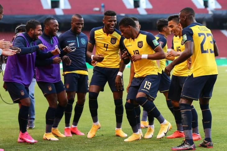 Ecuador jugará amistoso en Estados Unidos