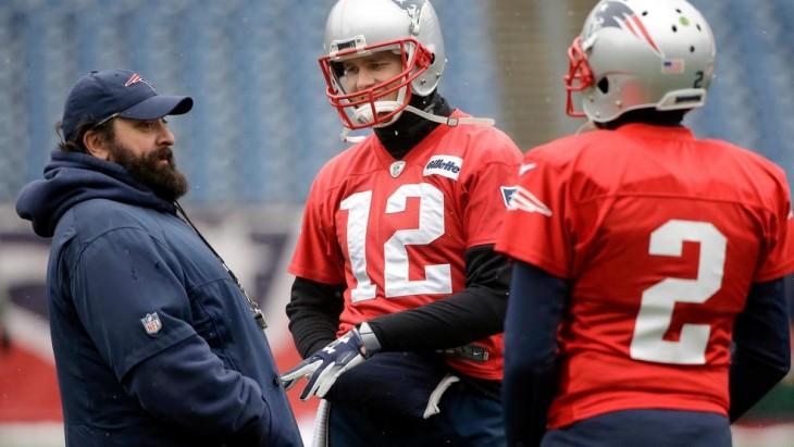 Brady se lesiona la mano a cuatro días del partido de Conferencia Americana