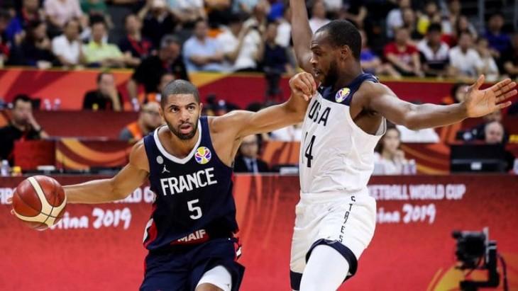 (89-79) Francia elimina al campeón EE.UU. y jugará semifinales con Argentina