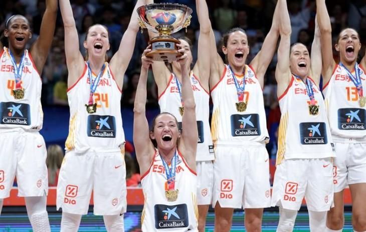 España vuelve a hacer historia y revalida la medalla de oro