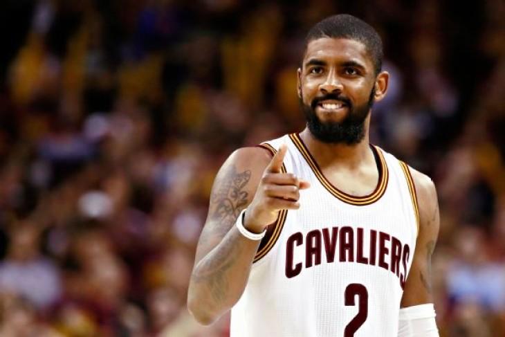 Futuro de Cavaliers podría ser sin Kyrie Irving, que ha pedido traspaso