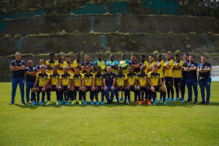 Selección sub'23 de Ecuador a la expectativa de su primer partido preolímpico