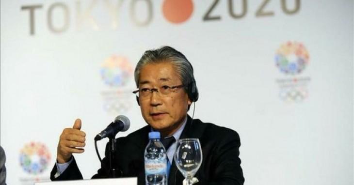 Presidente del comité olímpico japonés abandonará su cargo en junio próximo