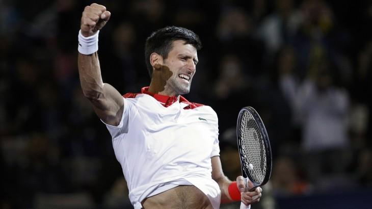 Djokovic presenta su candidatura a número uno: a 215 puntos de Nadal