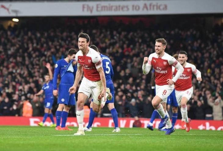 El Arsenal desarma y remata al Chelsea