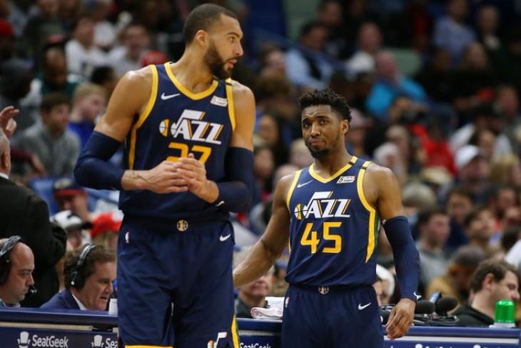 Jugadores de los Jazz libres de COVID-19, según Departamento de Salud de Utah