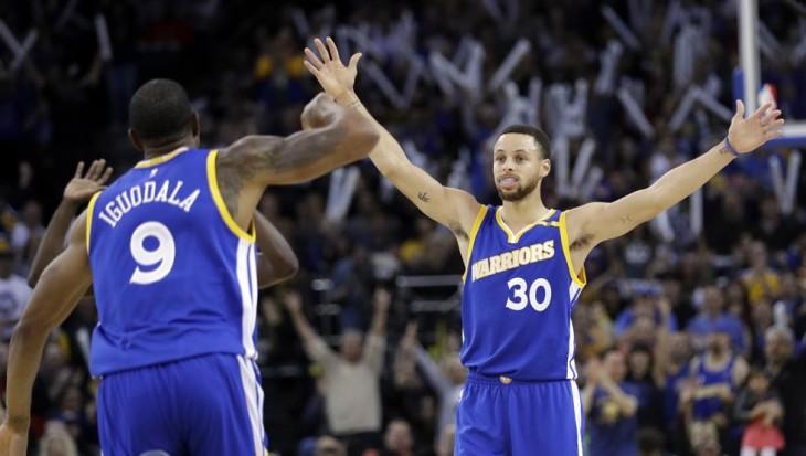 Warriors consolidan mejor marca; Celtics alcanzan a Cavaliers (Resumen)
