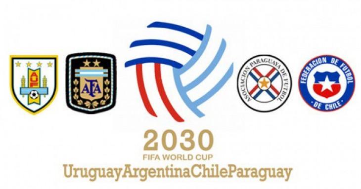 El Cono Sur celebra la adhesión de Chile a la candidatura del Mundial 2030