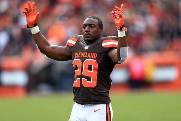 Los Texans se refuerzan con Duke Johnson Jr.