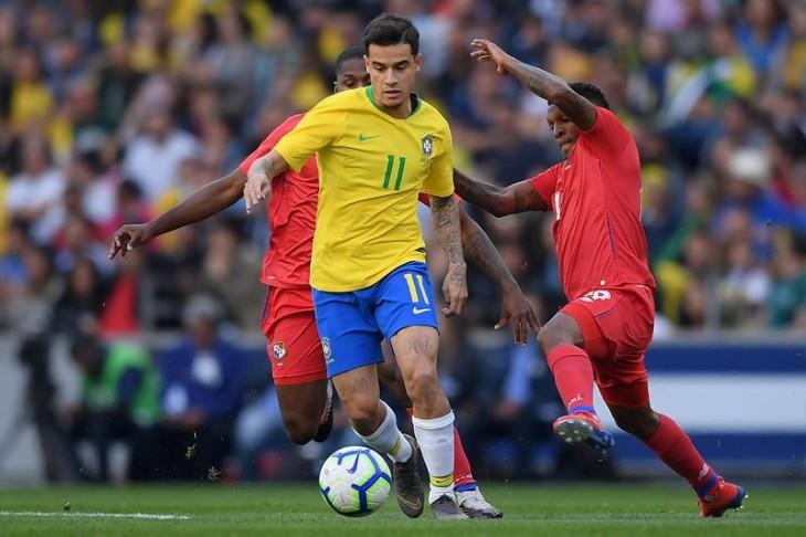 (1-1) Brasil se estrella contra Panamá y no pasa del empate