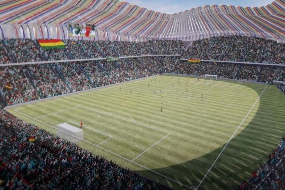 El estadio pasará de una capacidad de unos 42.000 a 50.600 espectadores y contará con una cubierta en toda su estructura