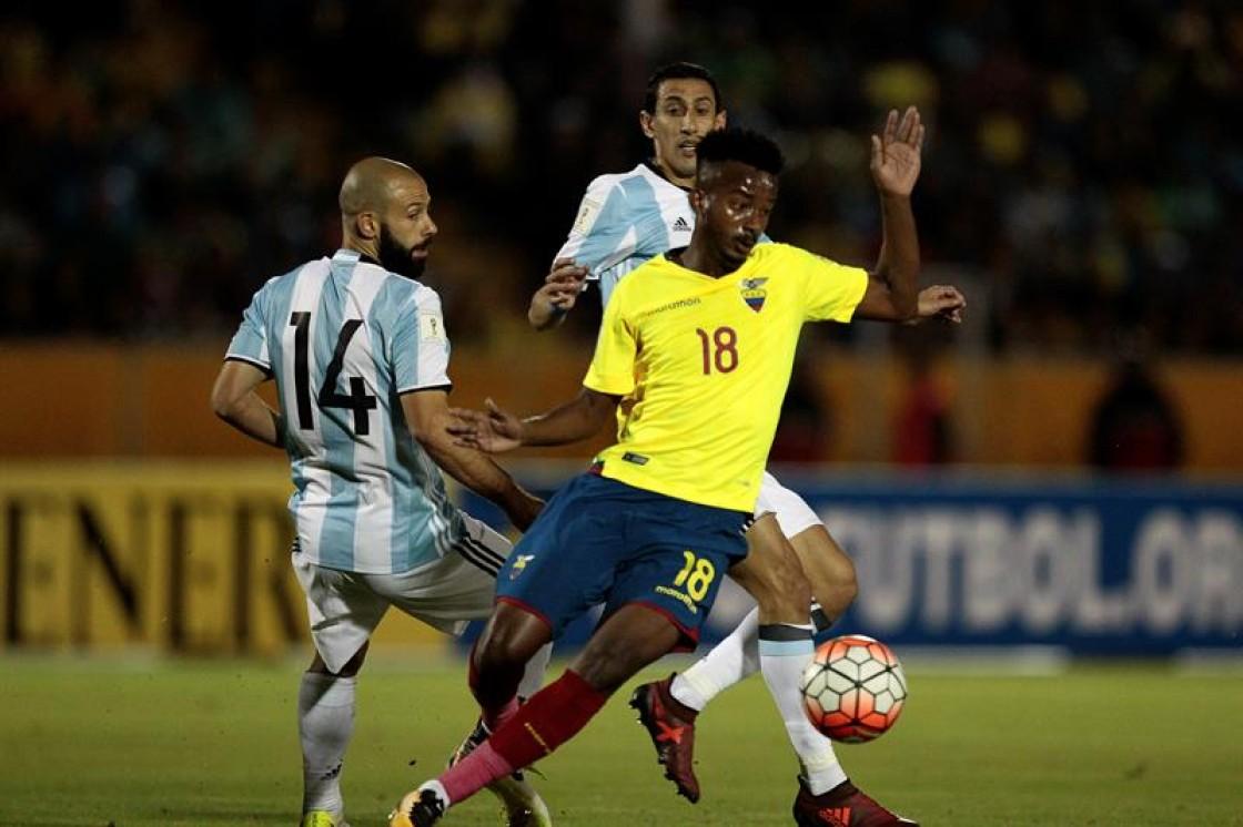 """Orejuela aclara que no estuvo en el grupo de los jugadores que cometieron actos de indisciplina en la """"Tri"""""""