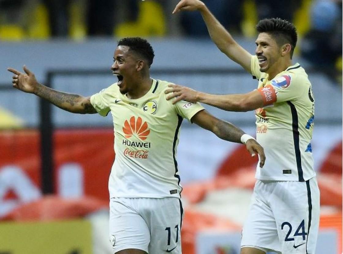 El ecuatoriano asistió en el único tanto del América
