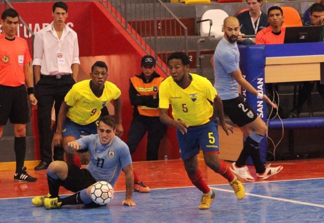 Los ecuatorianos cerraron su presentación en esta fase clasificatoria con un empate ante Uruguay