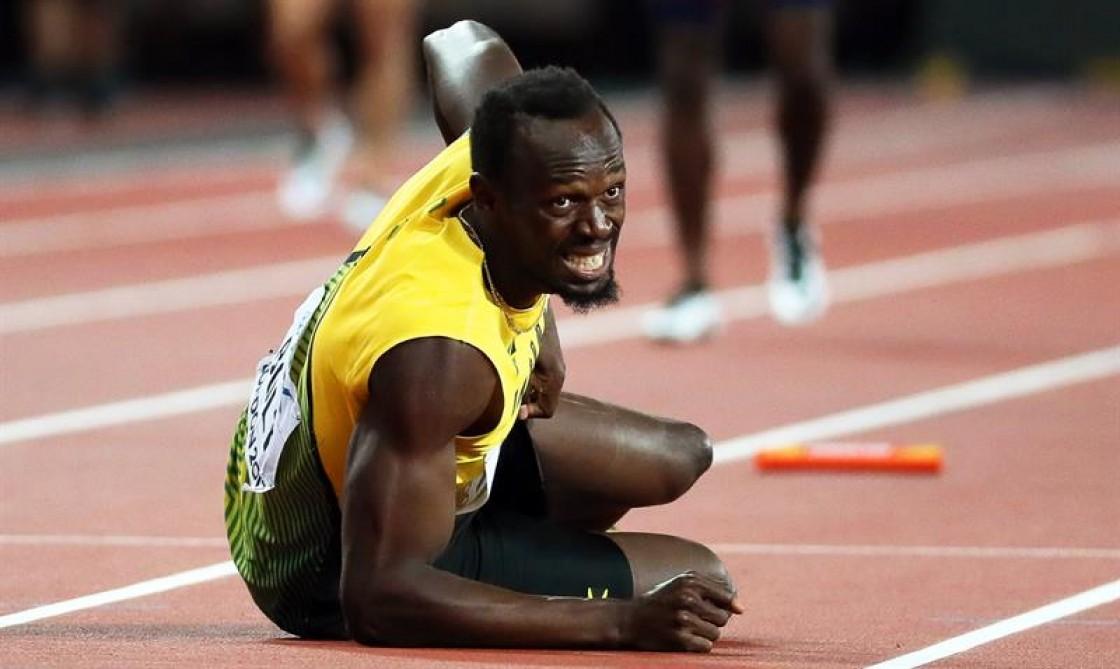 El jamaicano se despidió oficialmente de las carreras, con lesión de por medio