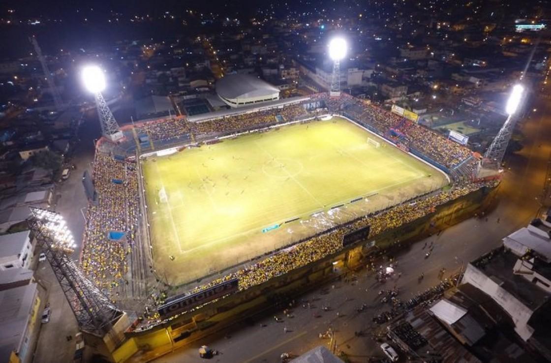 El estadio 7 de Octubre sería el escogido para cumplir la tercera y última fecha de sanción fuera del Monumental