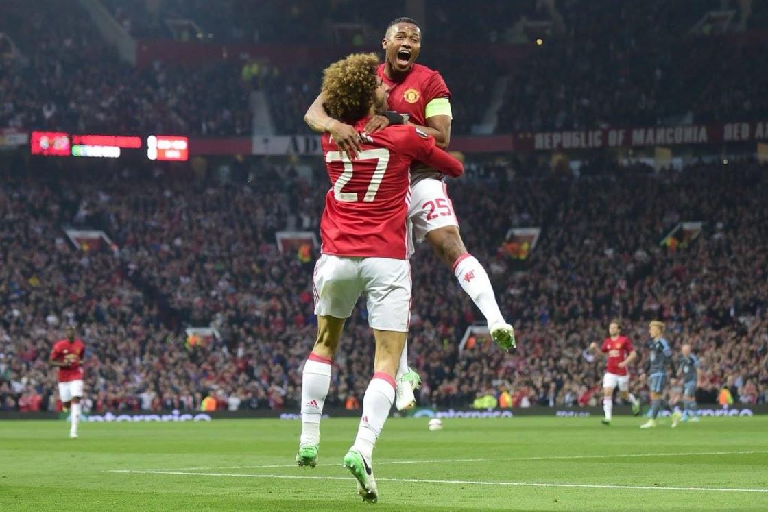 El ecuatoriano estuvo cerca de llevarse el galardón a mejor jugador del año en el Manchester United