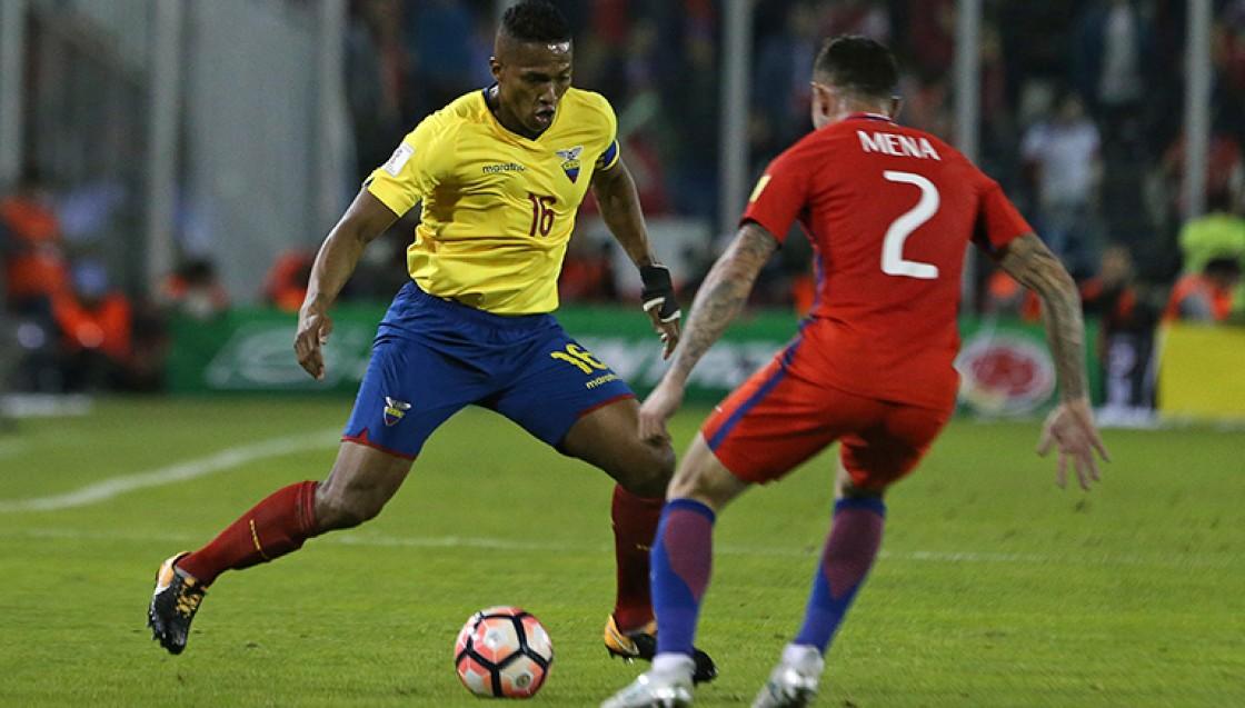 En México hablan de la ausencia de Valencia en el próximo Mundial