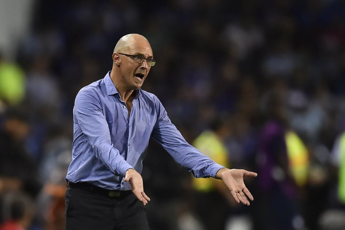 Alfredo Arias comentó las sensaciones que les dejó su salida de Copa Libertadores