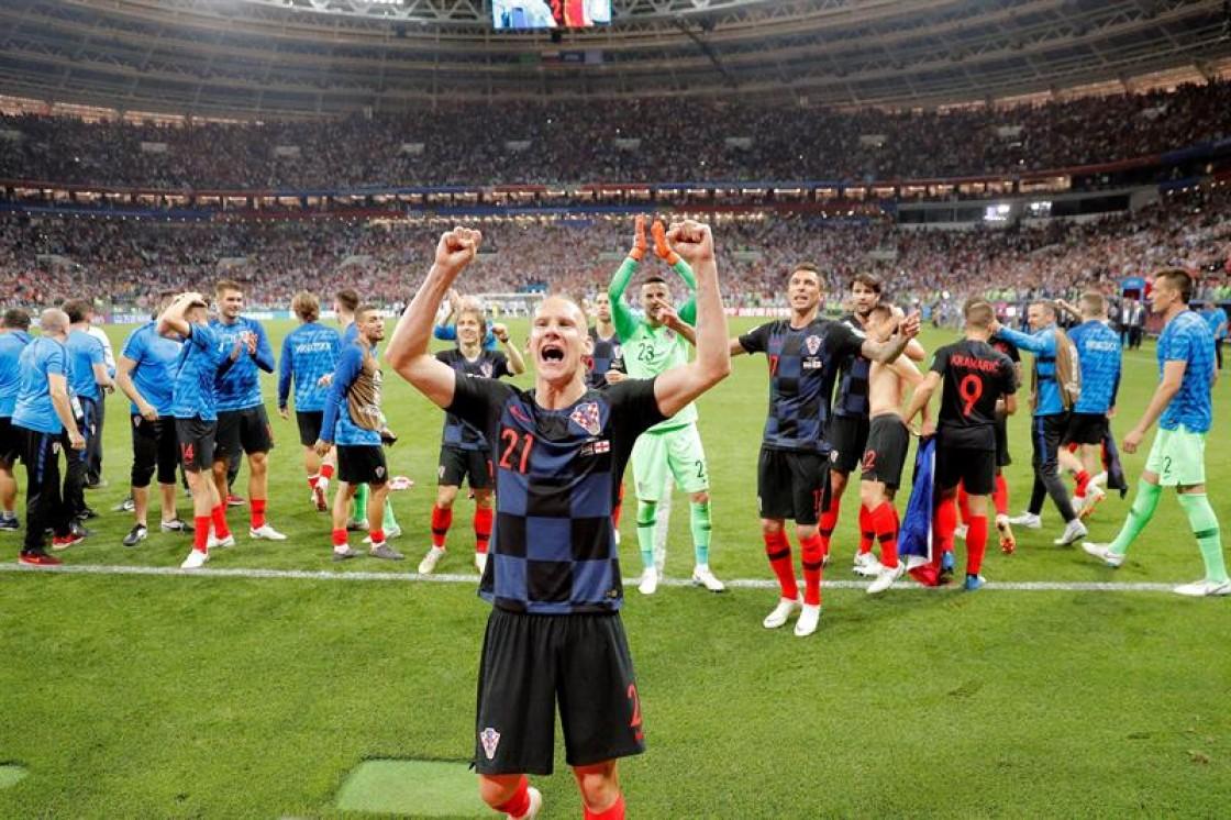¡Final inédita! Croacia ganó en la prórroga a Inglaterra y es finalista por primera vez en su historia. Conoce más aquí: